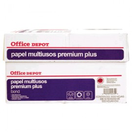 CAJA PAPEL TAMANO CARTA OFFICE DEPOT 75 GR