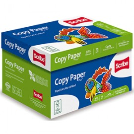 PAPEL COPY PAPER CARTA 5000H