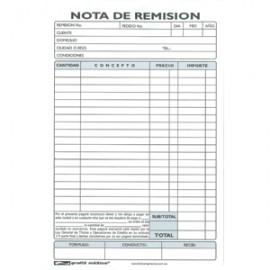 REMISION 1/2 CARTA GRAFIX AUTOCOPIANTE 3 PAQUETES