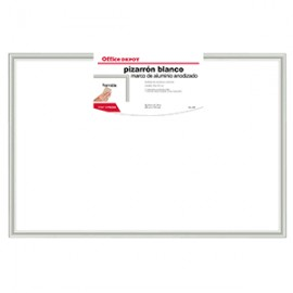 PIZARRON OFFICE DEPOT BLANCO 90 X 120 CM