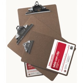 TABLA MADERA CON CLIP OFFICE DEPOT TAMANO CARTA