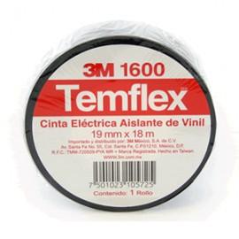 CINTA DE AISLAR 3M NEGRA 91X18