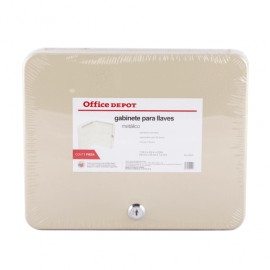 GABINETE OFFICE DEPOT DE METAL PARA 45 LLAVES
