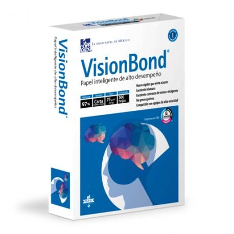 RESMA VISION BOND CARTA CON 500 HOJAS COPAMEX