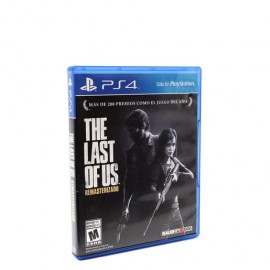 JUEGO PS4 THE LAST OF US