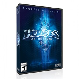 JUEGO PC BLIZZARD HEROES STORM