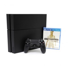 PLAY STATION 4 UNCHARTED COLLECTION