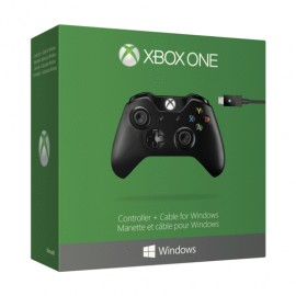 CONTROL XBOX ONE Y PC ALAMBRICO