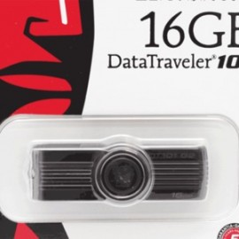 MEMORIA USB KINGSTON 16GB DT101 G2