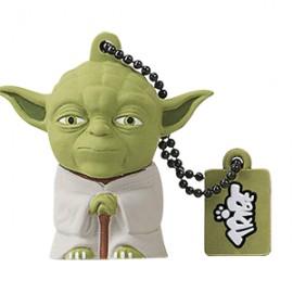 MEMORIA USB TRIBE STARWARS LS YODA 8GB