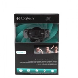 CAMARA WEB LOGITECH HD C920