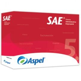 ASPEL SAE 5.0/1 LICENCIA 12 MESES