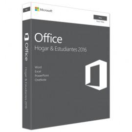 OFFICE 2016 MICROSOFT NUEVO EMPAQUE