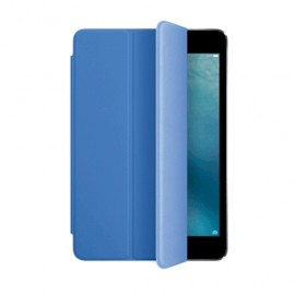 FUNDA PARA IPAD MINI 4 APPLE AZUL