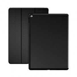 FUNDA PARA IPAD PRO SMART COVER PIEL NEGRO