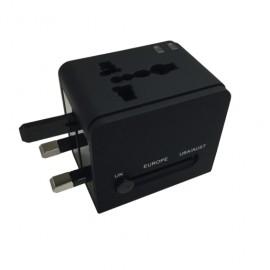ADAPTADOR UNIVERSAL SPECTRA (1 ENTRADA, 2 USB)