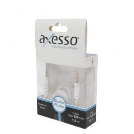 CABLE 3.5MM AXESSO (1.5 MTS)