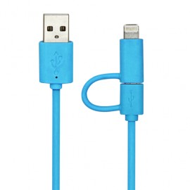 CABLE USB 2.0 GENERAL ELECTRIC (3 MTS, A/B MACHO)