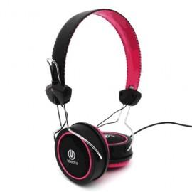 AUDIFONOS ON EAR SPECTRA AZUL/ROSA