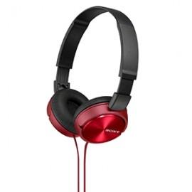 AUDIFONOS ON EAR SONY MDR-ZX310ROJ