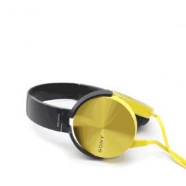 AUDIFONOS ON EAR SONY MDRXB450 AMARILLO