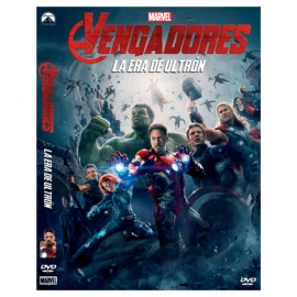 PELICULA AVENGERS AGE OF ULTRON