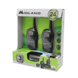 RADIO DE DOS VIAS MIDLAND LXT500VP3 22 CANALES