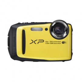 CAMARA DIGITAL ACUATICA FINEPIX XP90 AMARILLO