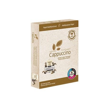 PAPEL NATURAL CARTA CAPUCCINO CON 500 HOJAS