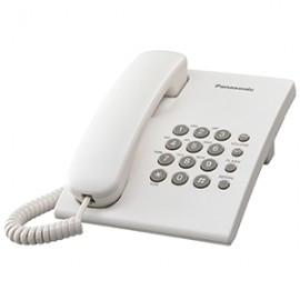 TELEFONO ALAMBRICO PANASONIC KXTS550MEW