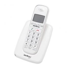 TELEFONO INALAMBRICO TS 63 BLANCO INTELBRAS