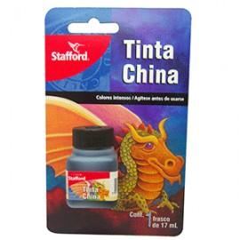 TINTA CHINA NEGRA