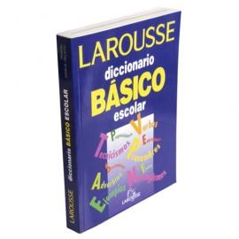 DICCIONARIO BASICO LAROUSSE