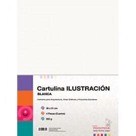 CARTULINA ILUSTRACION CUARTOS