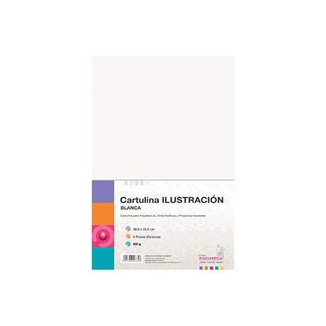 CARTULINA ILUSTRACION OCTAVOS